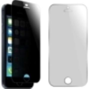 Amzer Kristal Privacy Glass HD Screen Protector Transparent iPhone AMZ97066