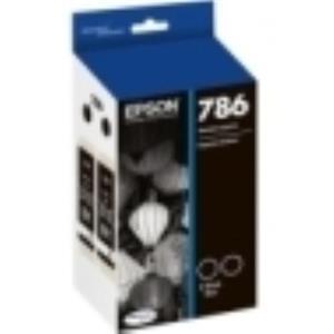 Epson DURABrite Ultra Ink T786 Ink Cartridge Black Inkjet T786120