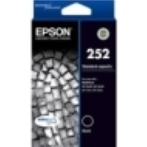 Epson DURABrite Ultra Ink Cartridge - Black - Inkjet T252120