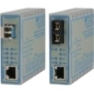 FlexPoint 10/100/1000 Gigabit Ethernet Fiber Media Converter RJ45 4719-1