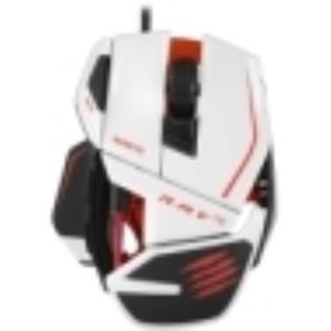 Mad Catz R.A.T. TE Gaming Mouse for PC and Mac Laser Cable MCB437040001/04/1