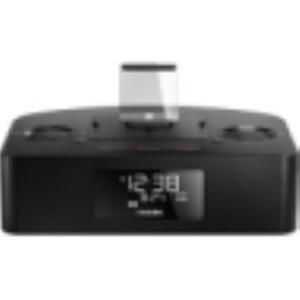 Philips AJ7050D Desktop Clock Radio 8 W RMS Stereo Apple Dock AJ7050D/37