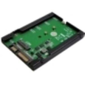 Addonics Drive Bay Adapter Internal 1 SSD Supported 1 Total Bay AD25M2SSD