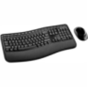 Microsoft Wireless Comfort Desktop 5000 Keyboard and Mouse CSD-00001