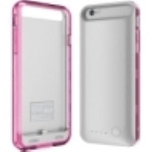 MOTA iPhone 6 2400 mAh Extended Battery Case Pink MT-AP6PK