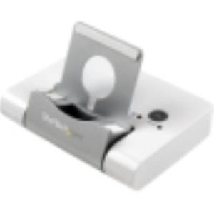 StarTech.com 3 Port USB 3.0 Hub plus Combo Fast Charge Port ST4300U3C1 Cradle