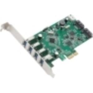 SYBA Multimedia PCIe 2.0 Combo Card USB3.0 SD-PEX50064