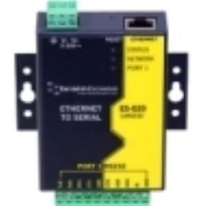 Brainboxes Ethernet 1 Port RS232 10xScrew Terminals 1 Network RJ-45 ES-020