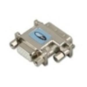 Gefen VGA Adapter 1 x DVI-I Male Video 1 x HD-15 Female ADA-DVI-2-VGA