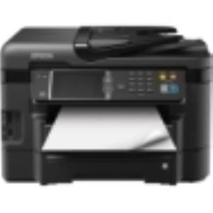 Epson WorkForce WF-3640 Inkjet Multifunction Printer Color Photo C11CD16201