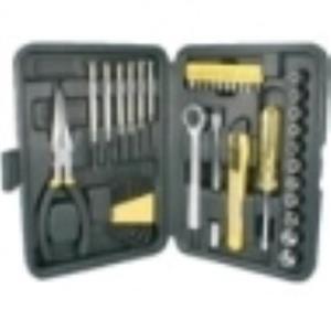 QVS Technician's Tool Kit Black CA216-K4