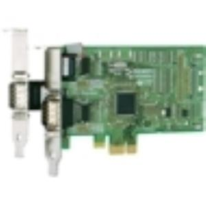 Brainboxes PX-101 2-port PCI Express Serial Adapter PX-101