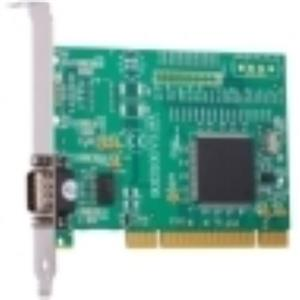 Intashield IS-100 1-port PCI Serial Adapter 1 x 9-pin DB-9 RS-232 Serial PCI