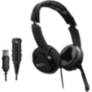 Roccat Kulo Virtual 7.1 USB Gaming Headset Stereo Mini-phone ROC-14-702