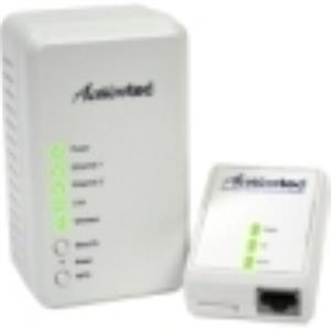 Actiontec Wireless Network Extender Powerline Network Adapter PWR51WK01
