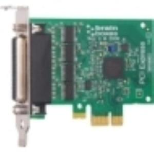 Brainboxes PX-260 4-port Multiport Serial Adapter PX-260-001