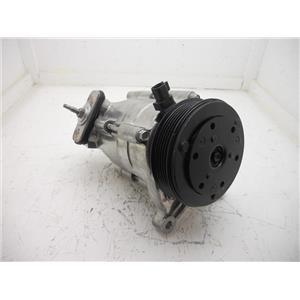 AC Compressor Fits 2008 2009 2010 Saturn Vue (One Year Warranty) Reman 67195