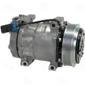 AC Compressor For Freightliner Sanden 4475 4756 (1 year Warranty) R58708