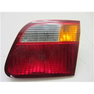 FOR 1999-2000 HONDA CIVIC SIR INNER RIGHT HAND PASSENGER SIDE TAILLIGHT