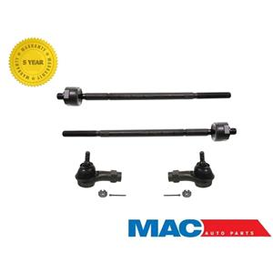 Inner and Outer Tie Rods Ends Focus 09-11 W/ FIXED RATIO STEERING