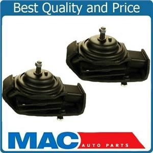Engine Motor Mount 2pc Set for 89-98 Nissan 240SX 2.4L Front Left & Right A6355