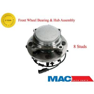 WH590466 Wheel Bearing and Hub Assembly Front Ram 1500 2500 3500 8 STUDS RWD!!!
