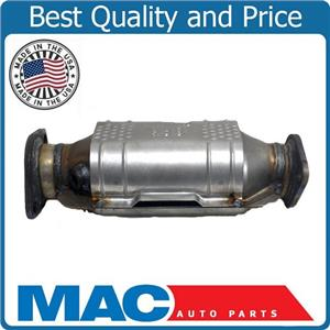 Rear Catalytic Converter Direct Fit Made in USA fits Nissan Altima Maxima Sentra
