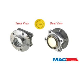 Rear Wheel Bearing & Hub Assembly Fits Volvo XC90 FWD ONLY!!! 07-14