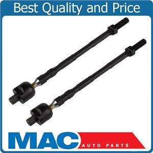 03-08 Forester 04-11 Impreza 10-14 Legacy Outback (2) Inner Tie Rod End Ends