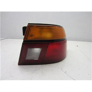 FOR 1991-1992 FORD ESCORT RIGHT HAND TAIL LIGHT