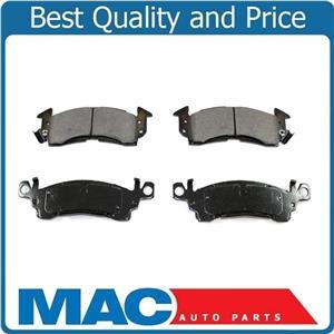 Dash 4 Xtra Duty Brake MD52 Disc Brake Pad - Semi-Metallic Pad, Front