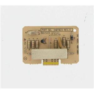 Laundry Dryer Control Board Part 3398084 works for Whirlpool Various Model