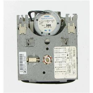 Whirlpool Laundry Washer Timer Part 3357392R 3357392 Model Whirlpool 11092291100