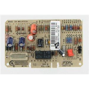 Whirlpool Washer Control Board Part 3407135R 3407135 Model Whirlpool 11026932690