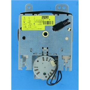 Whirlpool Dishwasher Timer Part W10039490R W10039490 Model 66514212K900