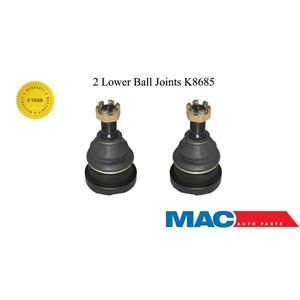 2 FCP Brand K8749 K8685 Ford Mustang (2) Lower Ball Joint