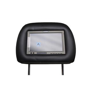 NEW Genuine GM 2003-09 Hummer H2 Video Headrest DVD Monitor Driver Side Ebony