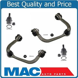 For F150 Upper Control Arms & Lower Ball Joints REF# K80306 K80308 K80149 4 Pc