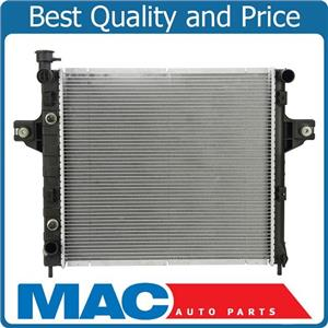 Onix OR2262 Radiator Fits For 1999-2004 Jeep Grand Cherokee 4.0L Only