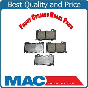 Dash 4 Brake CD1346 Disc Brake Pad - Ceramic Brake Pads, Front 370Z
