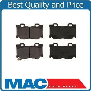 Dash 4 Brake CD1347 Disc Brake Pad - Ceramic Brake Pads, Rear 370Z