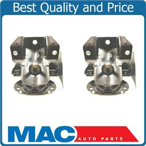 (2) 100% New  Engine Motor Mount Front L&R 07-13 Chevy Silverado GMC Sierra 4.3L