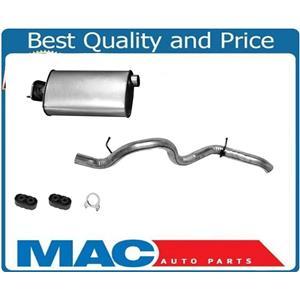 For 03-06 Wrangler 2.4L Muffler Exhaust Pipe System 21456 454842