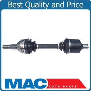 (1) 100% New Left or Right CV Joint Axle Shaft For 2006-2011 Buick Lucerne