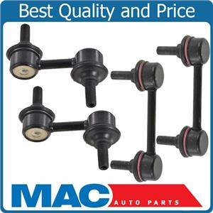 Front Rear Stabilizer Sway Bar Links Set fits For 05-09 Subaru Outback Legacy