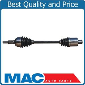 CV Axle Half Drive Shaft Front Driver Left Side For Cadillac CTS SRX STS AWD