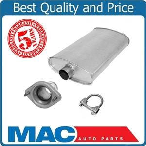 Flange Inlet & Muffler Fits for 01/20/2000 to 2001 Jeep Cherokee 4.0L