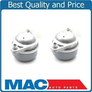 Front Left & Right Engine Motor Mount Pair For 08-12 Mercedes C300 C350 4Matic