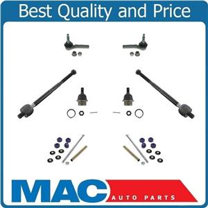 06-10 Explorer 07-10 Sport Trac Tie Rods Ball Joints Sway Bar 8Pc Chassis Kit