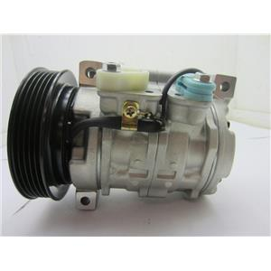 AC Compressor For 1999-2003 Chevy Tracker Suzuki Vitara (1yr Warr) N OEM 77385